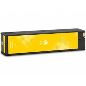 HP 991X High Yield Yellow Original PageWide Cartri