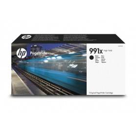 HP 991X High Yield Black Original PageWide Cartrid