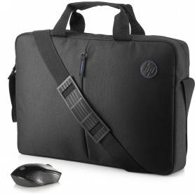 KIT - HP Briefcase and Wireless Mouse