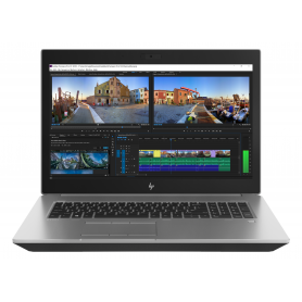 Zbook 17 G5 - Intel i7-8850H, 17.3 FHD, 32GB DDR4,