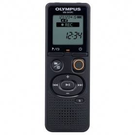 Olympus Gravador VN-541PC Preto (4gb) c/ estojo CS131 - V405281BE010