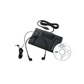 Olympus Kit Transcrição a PC AS-2400 (pedal + auriculares + software) - N2275726