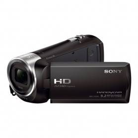 Sony CX240EB - Preta - Handycam Full HD, Lente grande angular Carl Zeiss - HDR-CX240EB