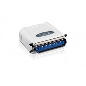 TP-LINK Single parallel port fast ethernet Print Server, E-mail Alert, Internet Printing Protocol  SMB and POST - TL-PS110P