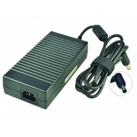 Power AC adapter 110-240V - AC Adapter 19.5V 180W includes power cable (HP Compaq 8200 Elite Ultra-Slim PC)