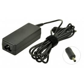 Power AC adapter 110-240V - AC Adapter 19V 2.1A 40W includes power cable (Samsung Series 5 & 9 Slate PC)