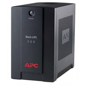 APC Back-UPS 500VA,AVR, IEC outlets, EU Medium - BX500CI