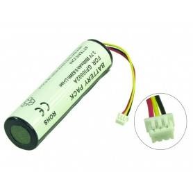 Battery GPS Lithium ion - GPS / Sat-Nav Battery 3.7V 2600mAh (TomTom Go 300, 400, 500, 600)