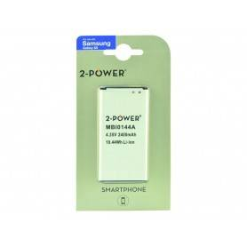 Battery Mobile phone 2-Power Lithium ion - Smartphone Battery 3.85V 2800mAh MBI0144A