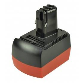 Battery Power tools 2-Power NiMH - Power Tool Battery 12V 3000mAh (Metabo 6.25473)
