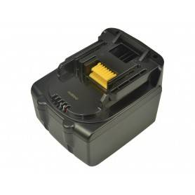 Battery Power tools Lithium ion - Power Tool Battery 14.4V 4000mAh (Makita MDA340)