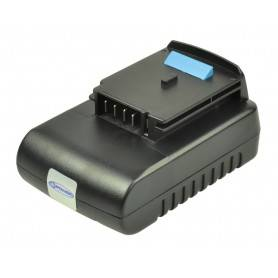 Battery Power tools Lithium ion - Power Tool Battery 14.4V 2.0Ah (Black & Decker A1514L)