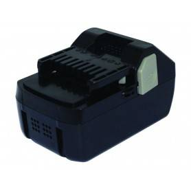 Battery Power tools Lithium ion - Power Tool Battery 18V 4000mAh (Hitachi C 18DSL)