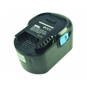 Battery Power tools Lithium ion - Power Tool Battery 14.4V 4000mAh (AEG BSB 14G, BSS 14)