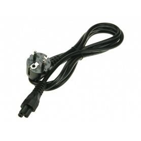Power Power lead Europe - C5 (Cloverleaf) Power Lead With EU Plug (Commonly used power cable)