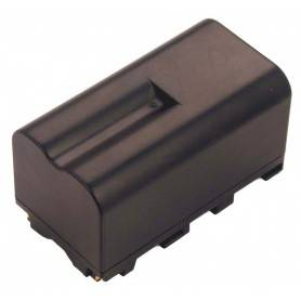 Battery Camcorder 2-Power Lithium ion - Camcorder Battery 7.2V 5200mAh VBI0962A