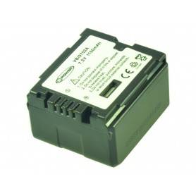 Battery Camcorder Lithium ion - Camcorder Battery 7.2V 1100mAh (Panasonic VW-VBG130)