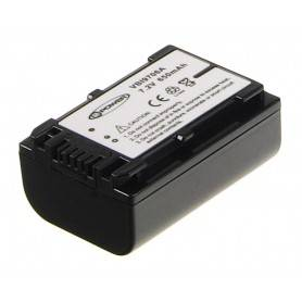 Battery Camcorder Lithium ion - Camcorder Battery 6.8V 980mAh (Sony NP-FV50)