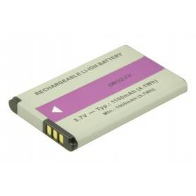 Battery Camcorder 2-Power Lithium ion - Main Battery Pack 3.7V 1100mAh VBI9710A