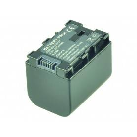 Battery Camcorder Lithium ion - Camcorder Battery 3.6V 2400mAh (JVC BN-VG121U)
