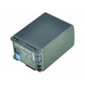 Battery Camcorder 2-Power Lithium ion - Camcorder Battery 7.4V 2670mAh VBI9936A