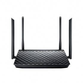 Asus RT-AC1200G+ - Dual-Band Gigabit Wireless Router, Router/Access Point/Bridge Mode, USB port for FTP, Media Server