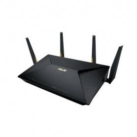 Asus BRT-AC828 AC2600 Dual-Wan VPN WI-FI Router, 802.11ac, 1734+800 Mbps, RJ-45 for 2 x 1Gbps BASE-T ports