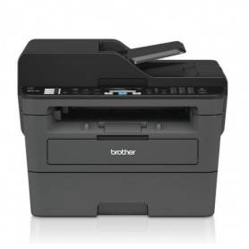 Brother MFC-L2710DW - Multi. laser Mono. WiFi com fax, Bandeja 250 folhas - Velocidade 30 ppm - MFCL2710DW