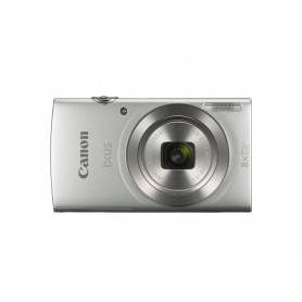 IXUS 185 Silver - 20.0MPs. 28mm wide 8x. 16xZoomPlus, Easy Auto. Smart Auto 32 scenes, Canon Connect Station - 1806C001AA