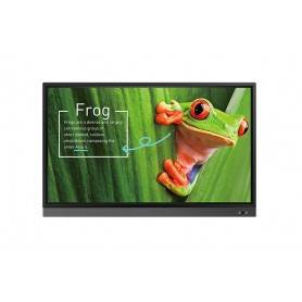 Benq RM7501K - 75'. LED. 3840x2160. Active area. 1649.7mm X 927.9mm. Contrast. 1200.1. Response time. 8ms. Viewing angle 178/178