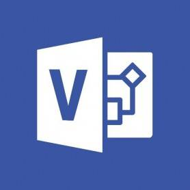 Microsoft LICENÇA ESD em Visio Standard 2019 win. All Languages Online Product Key License 1 License Downloadable - D86-05822