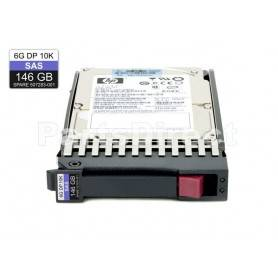 DISCO HP 146GB SAS 10K 2.5'' 6G H-PLUG 518011-001