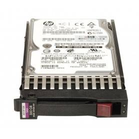 DISCO HP 300GB SAS 10K 2.5'' 6G H-PLUG 507129-003