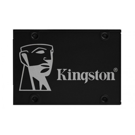 Kingston SSD 256GB KC600 SATA3 2.5'' - SKC600/256G