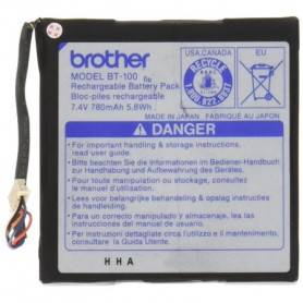 Brother Bateria de Litio recarregável - BT-100