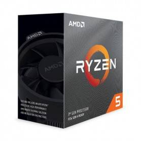AMD Ryzen 5 3400G, with Wraith Spire cooler , com Radeon RX Veja 11 Graphics - YD3400C5FHBOX