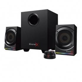 Creative Sound BlasterX Kratos S5, 2.1, USB, Analog (Preto) - 51MF0470AA000