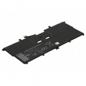 Battery Laptop Dell Lithium polymer - Main Battery Pack 7.6V 5940mAh (Dell XPS 13 9365 2-in-1)