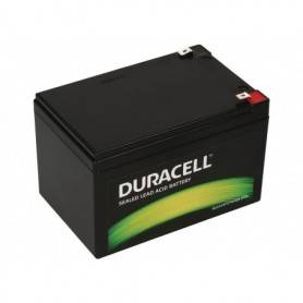 Battery UPS Lead acid - Duracell 12V 12Ah VRLA Battery (For Multiple UPS Applications (APC RBC4))