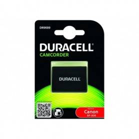 Battery Camcorder Duracell Lithium ion - Camcorder Battery 7.4V 890mAh DR9689