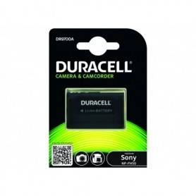 Battery Camcorder Duracell Lithium ion - Camcorder Battery 7.4V 700mAh DR9700A