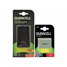 Battery Camera  Lithium ion - Duracell Charger & Camera Battery Bundle (For Canon cameras that use LP-E8)