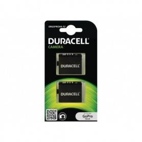 Battery Camera Duracell Lithium ion - Action Camera Battery 3.8V 1160mAh (X2) DRGOPROH4-X2