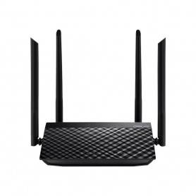 Asus RT-AC1200 v.2 - Wireless-AC1200 Dual-Band Router, 802.11ac, 867 Mbps (5GHz), 802.11n, 300 Mbps (2.4GHz) - 90IG0550-BM3400