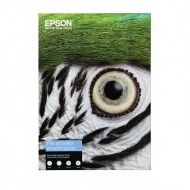 Epson Fine Art Cotton Smooth Natural A3+ 25 Sheets - C13S450268