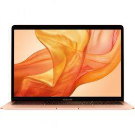 Apple MacBook Air 13-inch - 1.1GHz DC i3/8GB/256GB/Intel Iris Plus Graphics - Gold - MWTL2PO/A