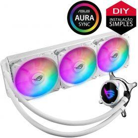Asus ROG STRIX LC 360 RGB all-in-one Cooler White Edition - 90RC0072-M0UAY0
