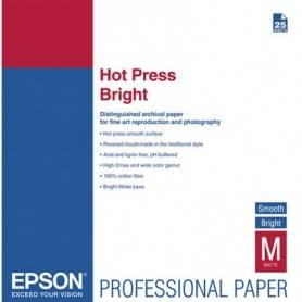 Epson Fine Art Paper Hot Press Bright A2 - C13S042332