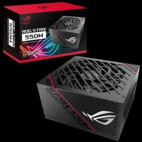 Asus ROG-STRIX-550G - The ROG Strix 550W Gold PSU brings premium cooling performance to the mainstream 0 - 90YE00A2-B0NA00