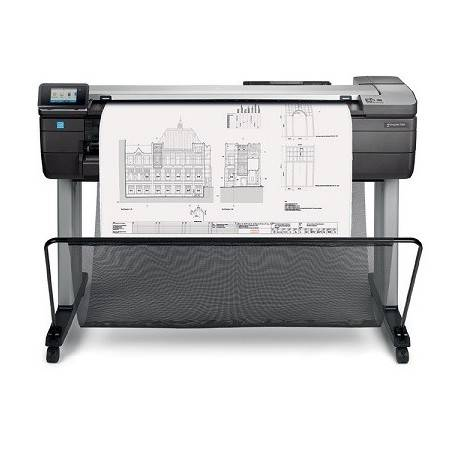 HP Designjet T830 36'' Multifunction - F9A30AB19